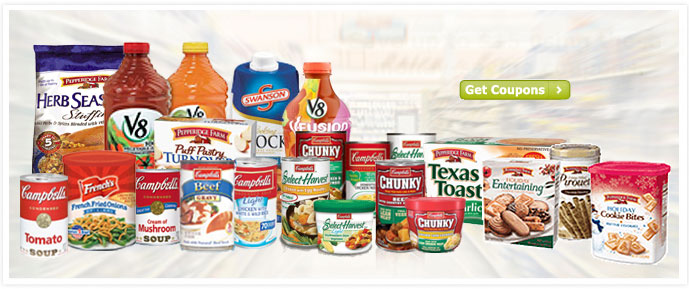 Campbell's Kitchen Get over $20 00 in Coupons