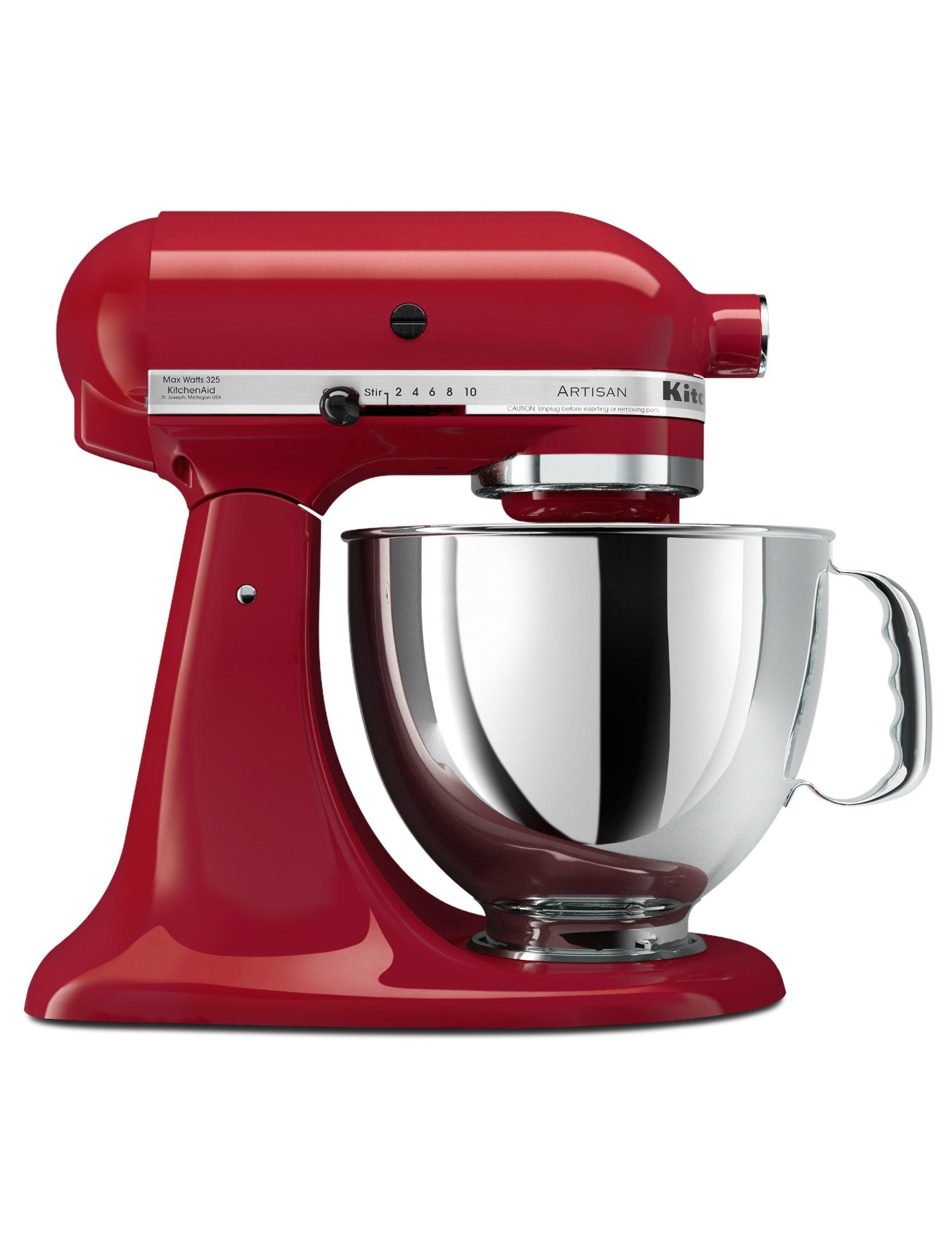 Amazon Red Kitchenaid Artisan 5 Quart Stand Mixers Only After Rebate