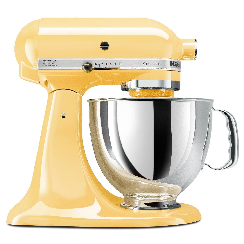 kitchenaid artisan series 5 quart mixer only only 157 99