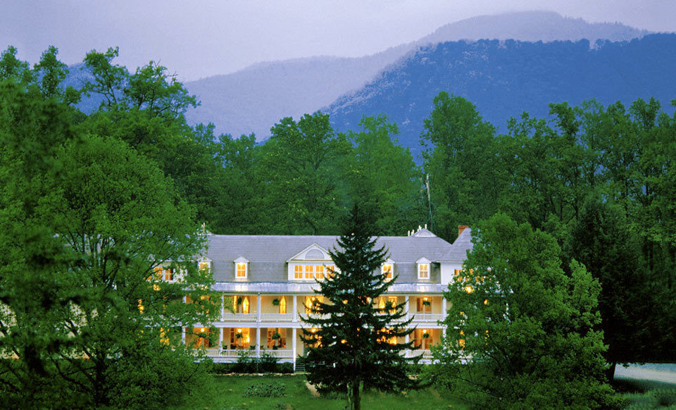 Groupon Get A Two Night Stay At The Balsam Mountain Inn