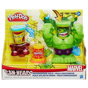 Playdoh Hulk