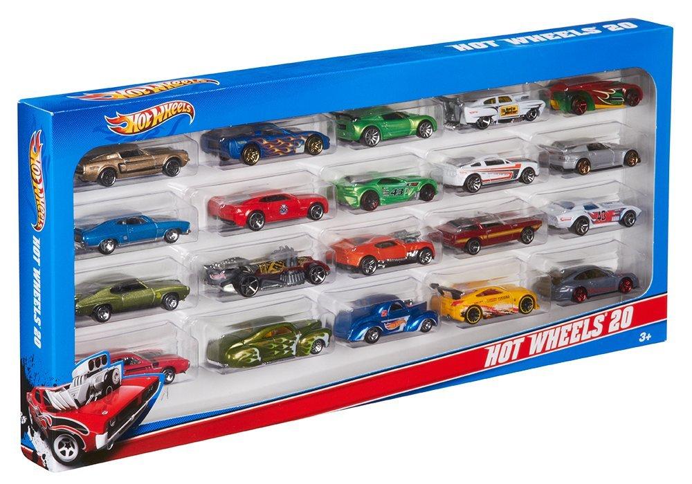 Hot Wheels Cars 20