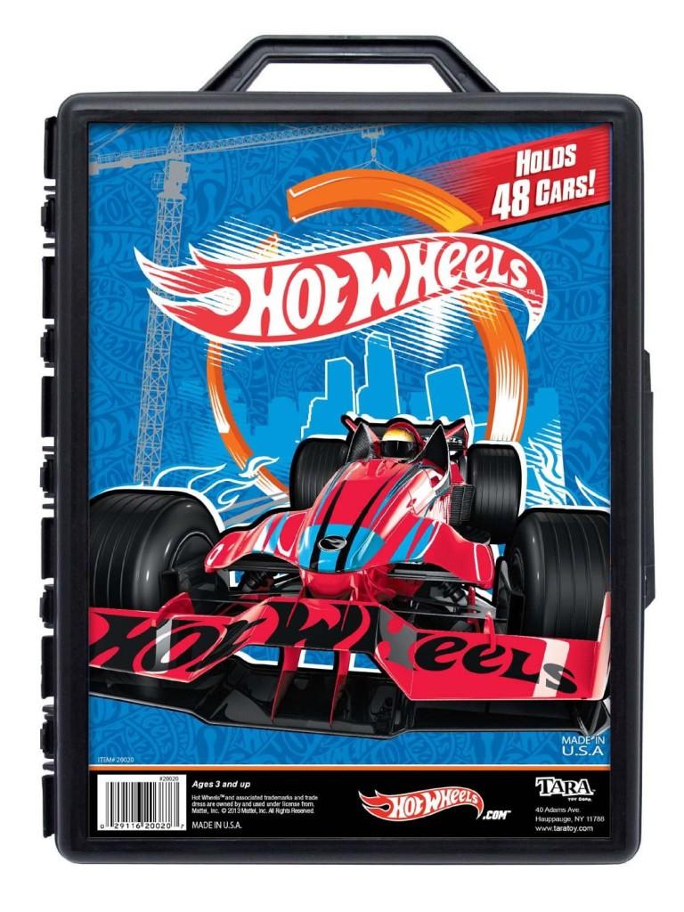 hot wheel case