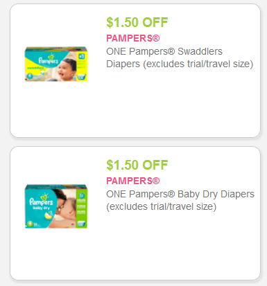 pampers 9.22 - 2