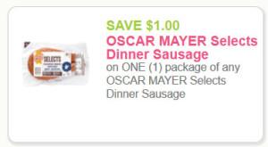 Oscar Mayer 1.00
